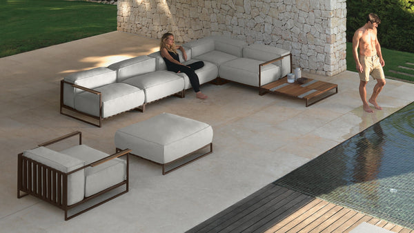 CASILDA Collection-Modular outdoor corner sofa 1