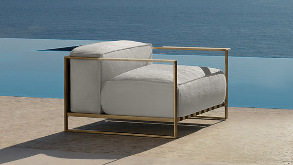 CASILDA Collection-Living armchair outdoor 1