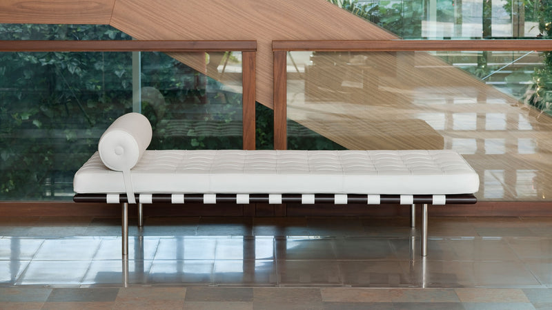 Mies van der Rohe Barcelona Daybed MVR20