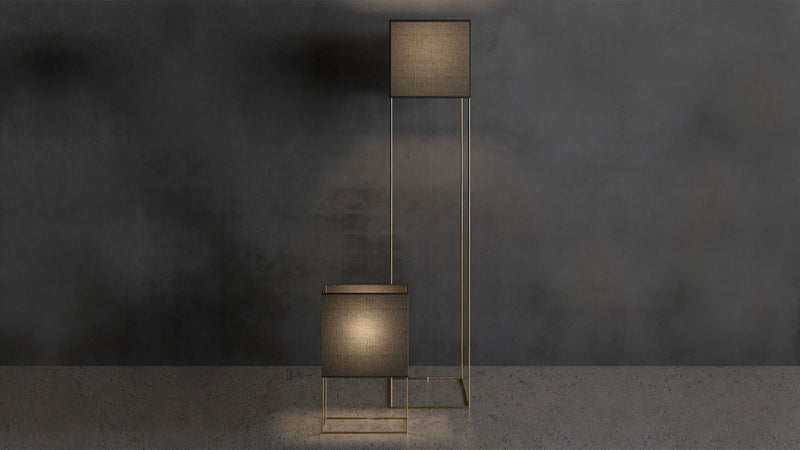 Lampe sur Pied CDI Collection Cometa Floor Lamp 1