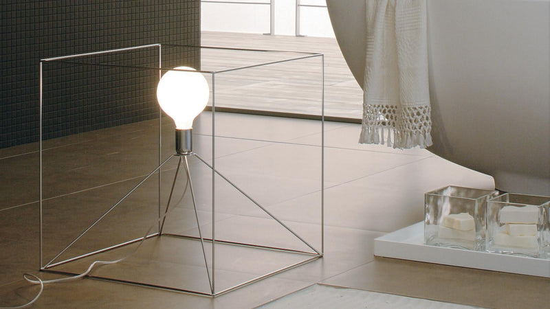 Lampe sur Pied CDI Collection Cubo Reflex Floor Lamp 1