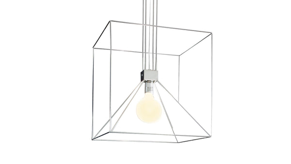 Lampe Suspension CDI Collection Cubo Reflex Lamp 1