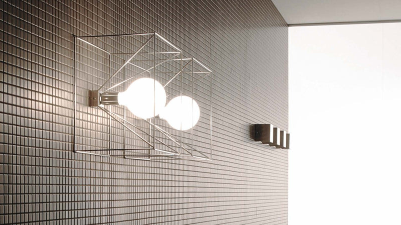 Lampe Applique CDI Collection Cubo Reflex Wall Lamp 1