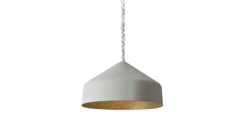 Lampe Suspension Cyrcus Cemento CDI Collection