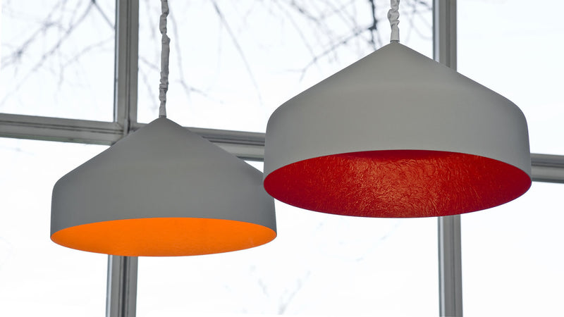 Lampe Suspension Cyrcus Cemento CDI Collection 4