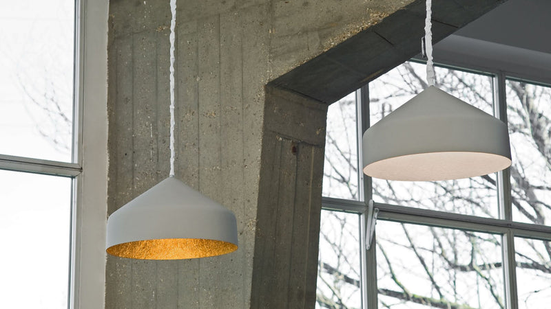 Lampe Suspension Cyrcus Cemento CDI Collection 3