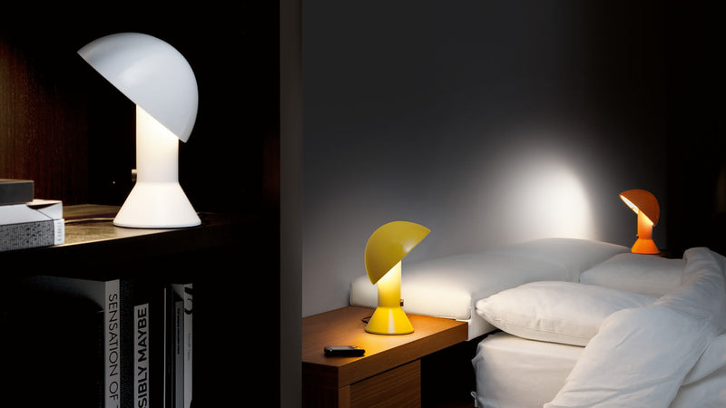 Lampe de Table Martinelli Luce Elmetto Yellow 4