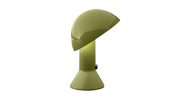 Lampe de Table Martinelli Luce Elmetto Green