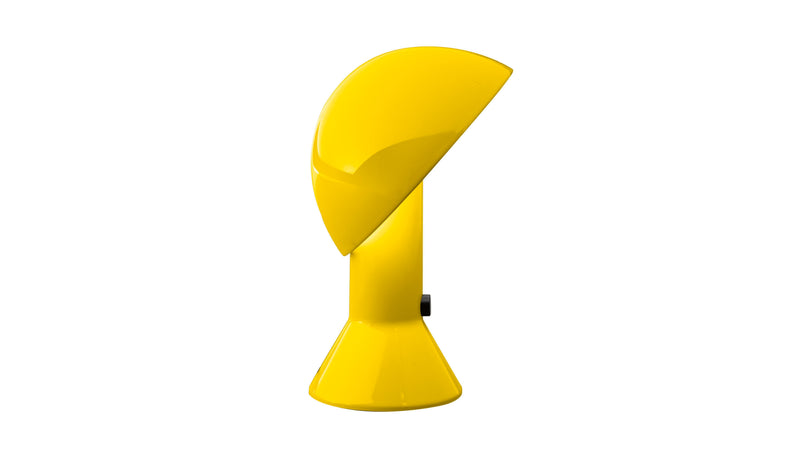 Lampe de Table Martinelli Luce Elmetto Yellow