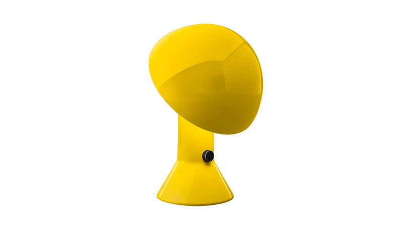 Lampe de Table Martinelli Luce Elmetto Yellow 1