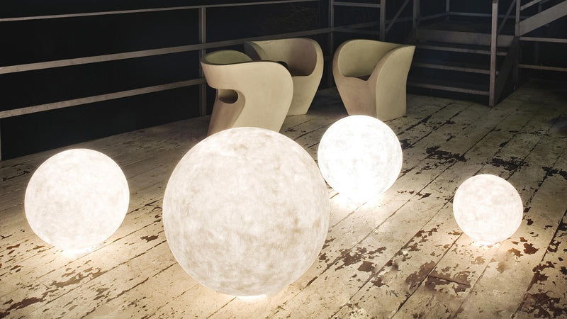 Lampe d'exterieur Ex Moon 2 CDI Collection 2