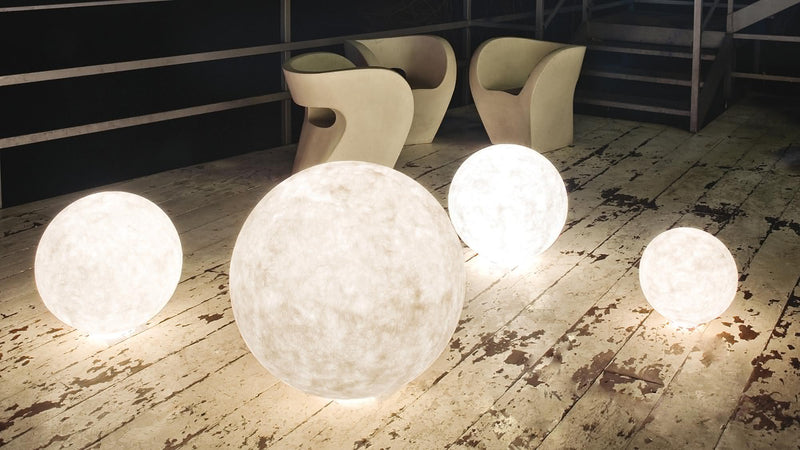 Lampe d'exterieur Ex Moon 3 CDI Collection 1