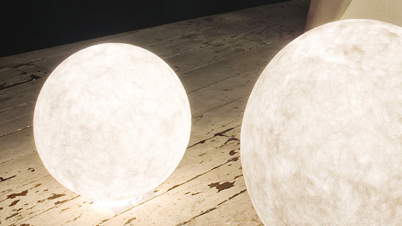 Lampe d'exterieur Ex Moon 2 CDI Collection 1