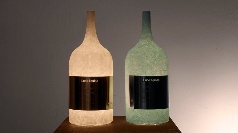 Lampe de table Luce Liquida 1 CDI Collection