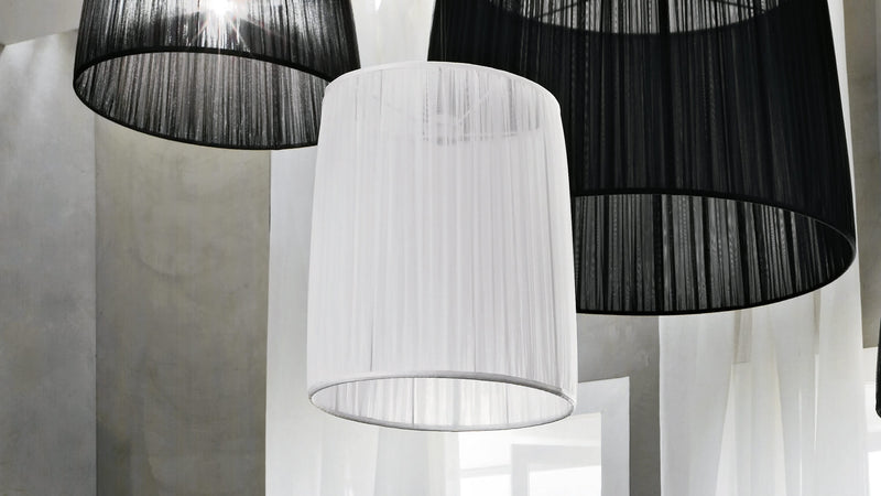 Lampe Suspension CDI Collection Organza Lamp 2