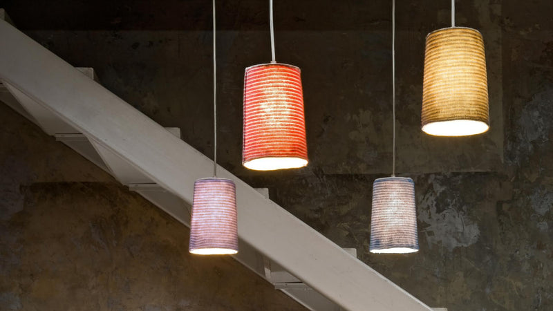 Lampe Suspension Paint Stripe CDI Collection 2