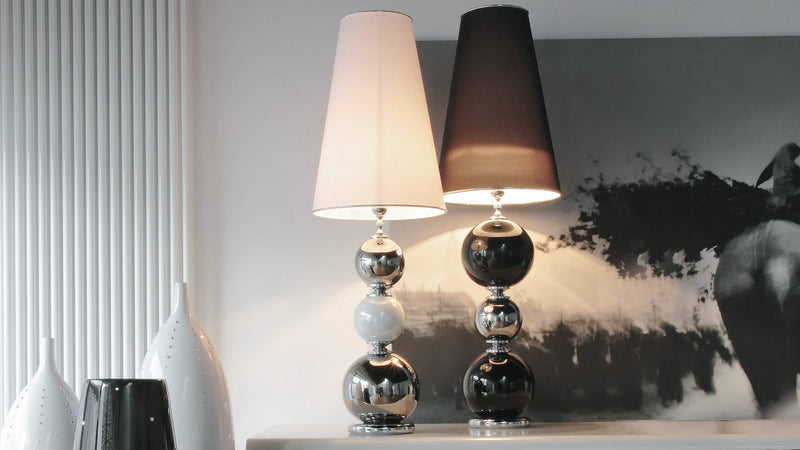 Lampe de Table CDI Collection Pearl Table Lamp