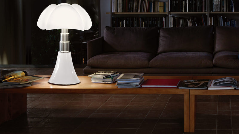Lampe de Table Gae Aulenti Pipistrello Lamp 3