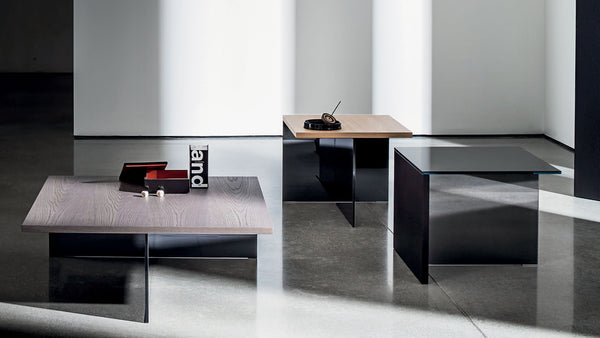 Table Basse Sovet Regolo Square Coffee Table