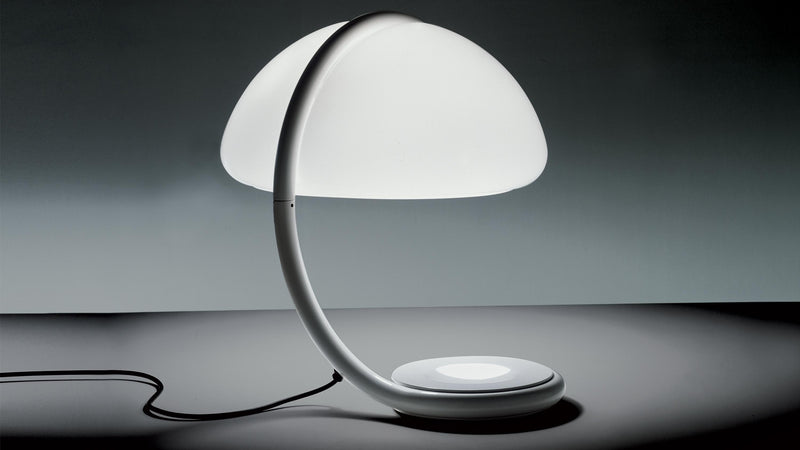 Lampe de Table Martinelli Luce Serpente Table Lamp 4