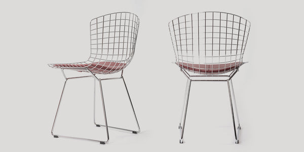 Bertoia Side Chair BE49 1