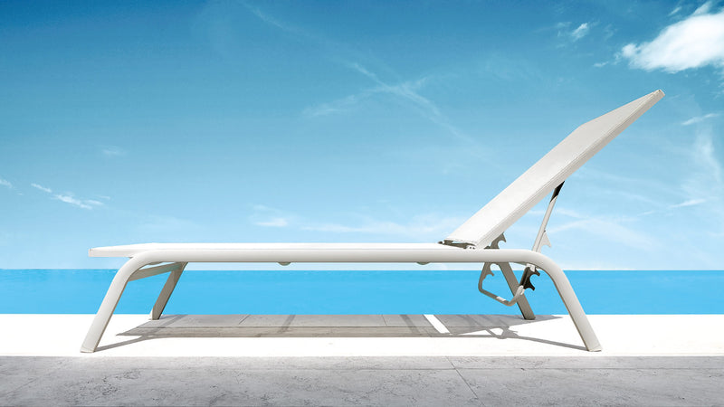 Lounger CDI Collection Step Sunbed