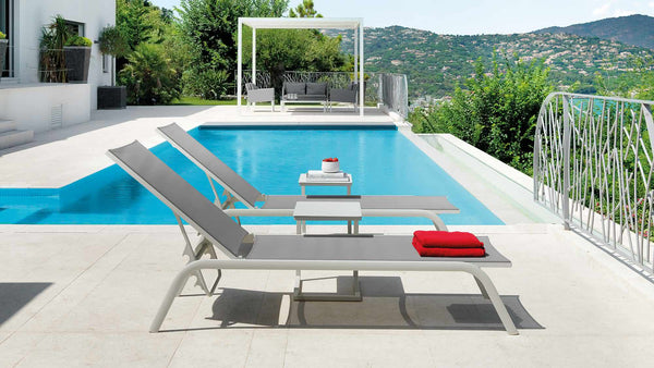 Lounger CDI Collection Step Sunbed 1
