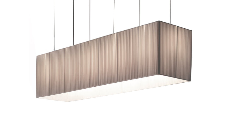 Lampe Suspension CDI Collection Tao Plisse Lamp