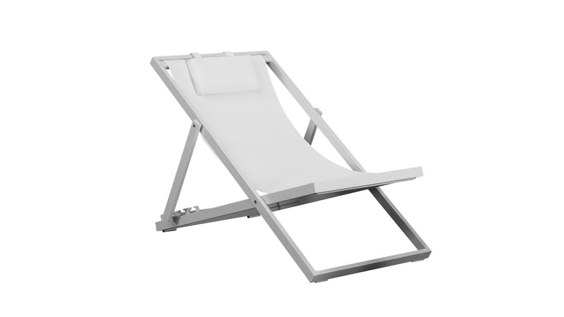 Touch deck chair  Touch pouf