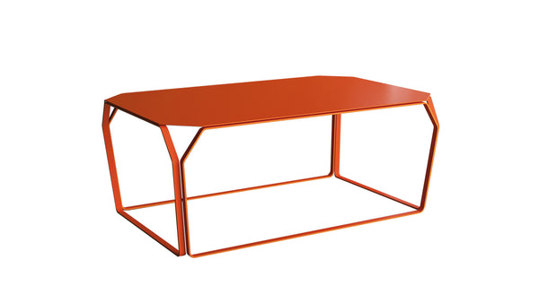 Table Basse CDI Collection Tray 3 Metal Table 1
