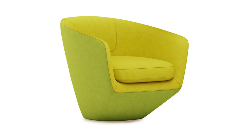 Fauteuil CDI Collection U Turn Armchair