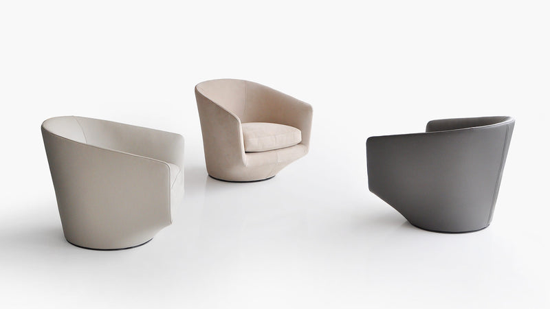 Fauteuil CDI Collection U Turn Armchair 3