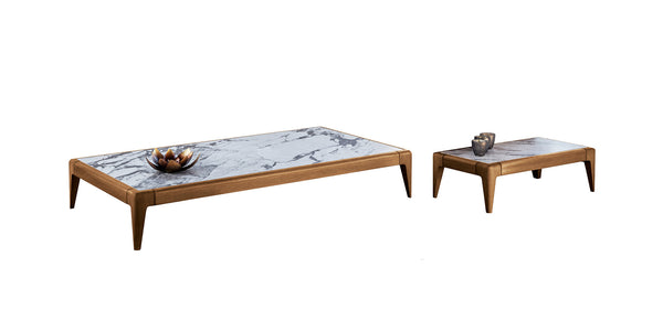 Cruise Teak outdoor coffee tables
