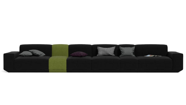 CUBE Modular and Corner Sofa - Design by MUSA 22
