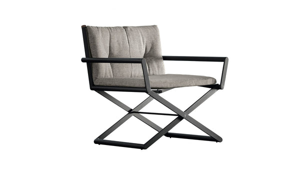 DOMINO LOUNGE DIRECTOR CHAIR
