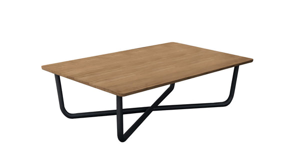 DOMINO RECTANGULAR COFFEE TABLE