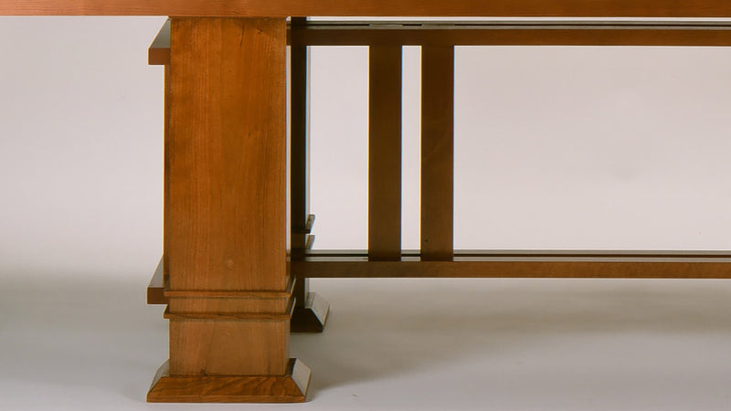 Frank Lloyd Wright Allen Table 605 FLW102 1
