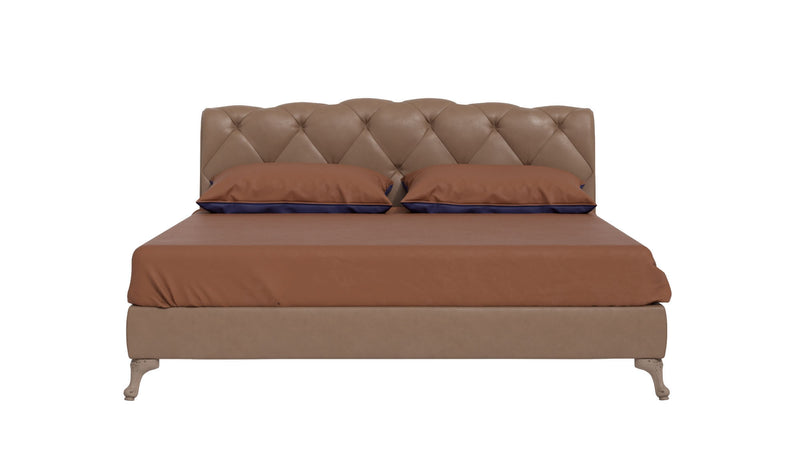 Grace Bed Brown