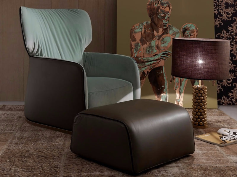 Pouf CDI Collection Ilary Pouf 1
