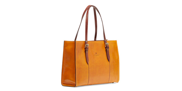 KELLY Sac shopping moyen en cuir  4