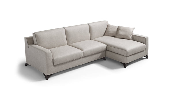 KRIS Modular corner sofa customizable setup
