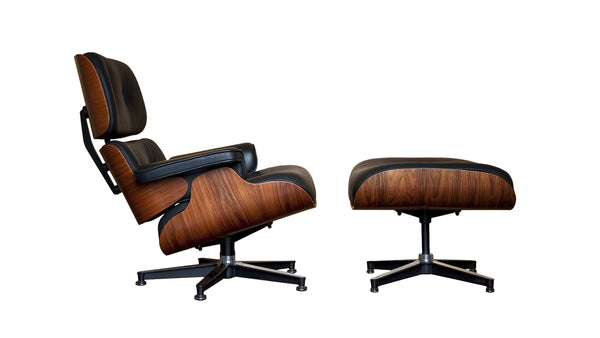 Set Eames Lounge Chair Ottoman