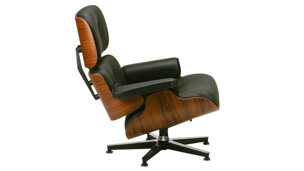 Lounge Chair with leather upholstery (available earlier)