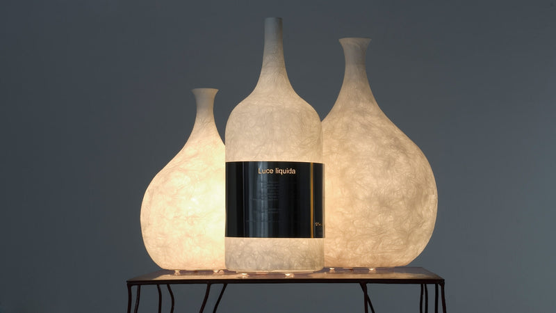 Lampe de table Luce Liquida 3 CDI Collection