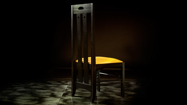 Mackintosh Ingram Chair MK58 1