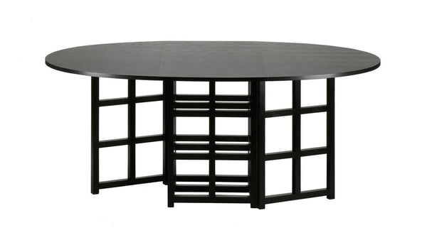 Mackintosh Oval Basset Lowke Table MK37