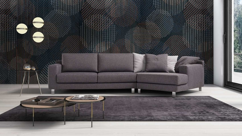 MADISON Modular corner sofa customizable configuration 3