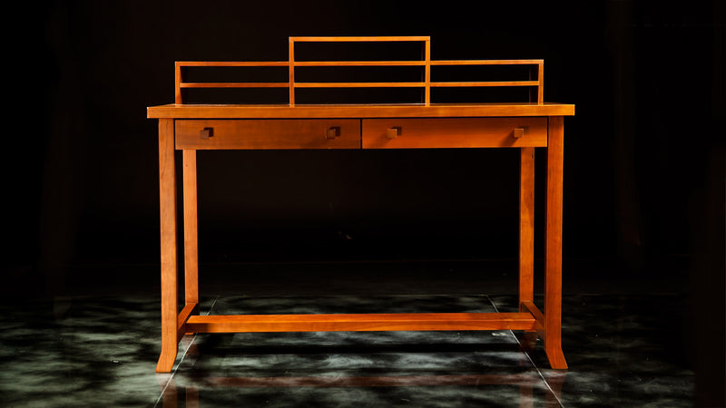 Frank Lloyd Wright Meyer May Desk FLW108 1