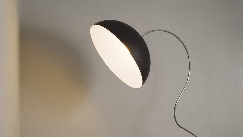 Lampe sur pied Mezza Luna Piantana CDI Collection 3