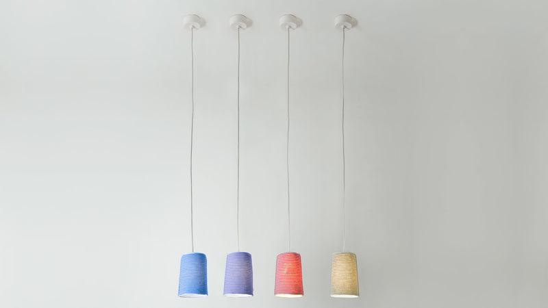Lampe Suspension Paint Stripe CDI Collection
